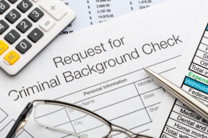 background-check-form