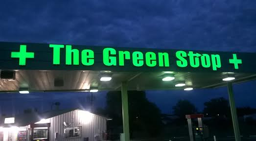 greenstop photo