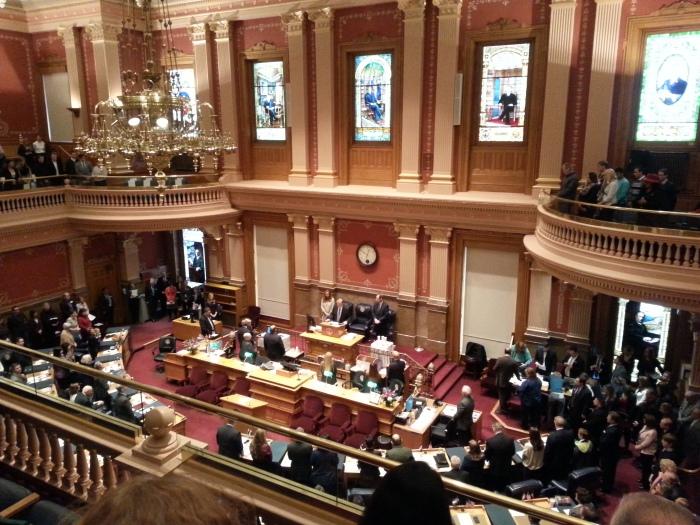 Colorado Senate Chambers