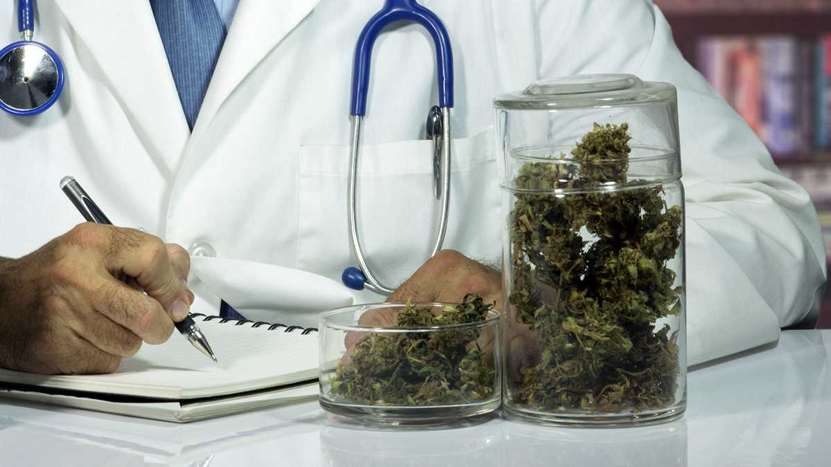 Cannabis Patients Alliance: UPDATE: Revised Guidelines For Doctors Who Recommend